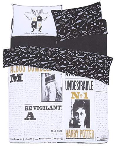 Conjunto Ropa Blanco Negro 230x220 Harry Potter