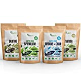 Valebio Box Minceur Bio Spiruline Graine de Chia Amandes Quinoa 500 g