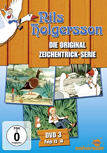 Nils Holgersson - DVD 03 (Folgen 13-18)