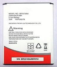 RJR Brand New Intex Model BR2576BU 2500mAh Battery for Intex Cloud Jewel