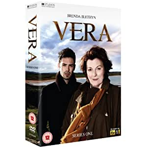 Vera: ITV1 Series - Complete Season 1 Including Pilot + 3 Bonus Cases (2 Disc Set) [DVD]