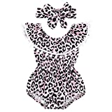 Best Vovotrade Headbands - Toddler Baby Girls Fashion Leopard Print Bathing Suit Review