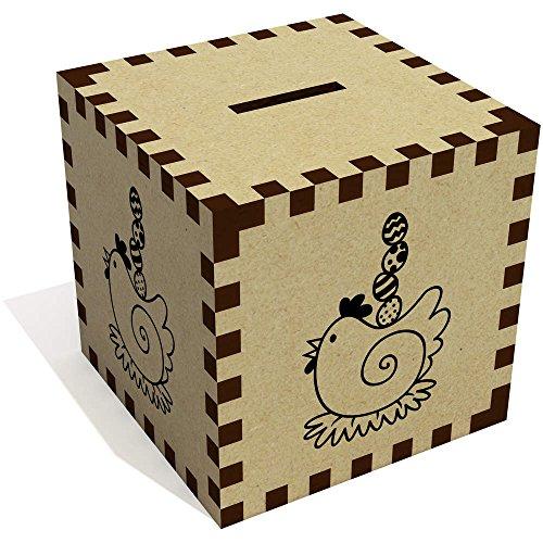 Azeeda 'Ostern Huhn' Sparbüchse / Spardose (MB00050671)