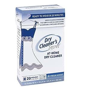 dry cleaner 39 s secret trockner t cher reinigt neutralisiert ger che feine stoffe. Black Bedroom Furniture Sets. Home Design Ideas