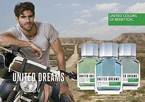 United Colors of Benetton United Dreams GO FAR for Men 100 ML