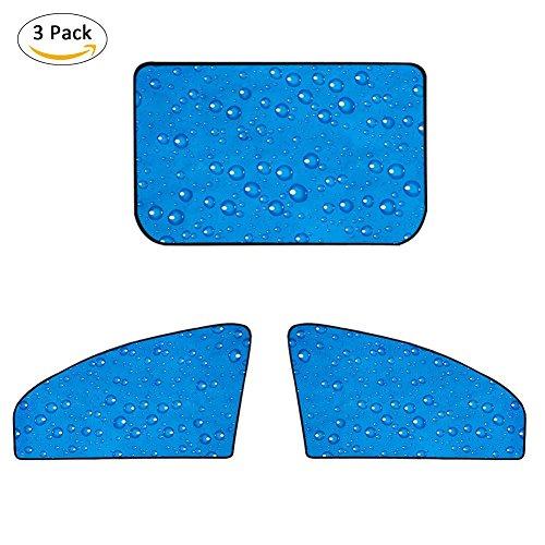 Prom--Near-Single-Layer-di-auto-Sun-Shades-finestra-laterale-Parasole-Sun-Protection-automobilistico-per-abbagliamento-UV-Raggi-Sun-Shade-Protection-NUOVA-magnetische-adsorption-Adjustable-Fit-Side-Wi