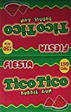 Best Chicles - FIESTA TicoTico - Barra de chicle - Sabor Review