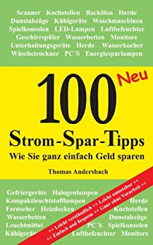 100 Strom-Spar-Tipps von [Andersbach, Thomas]