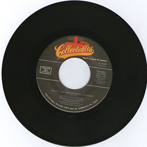 City Of New Orleans / Would You Like To Learn To Dance [Vinyl Single 7''] 3528 Single