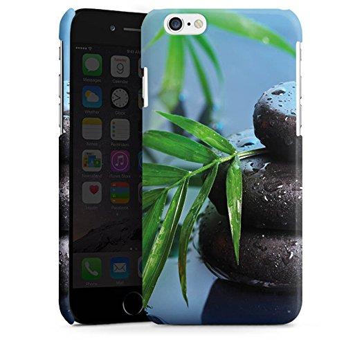 Apple iPhone 5s Housse étui coque protection Pierres zen Eau Water Cas Premium brillant