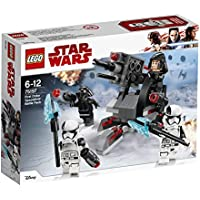 LEGO Star Wars First Order Specialists Battle Pack 75197 Star Wars Spielzeug