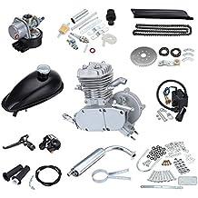 Ridgeyard Kit del motor del Gas Motor 80cc 2 tiempos bicicleta motorizada bicicleta de gasolina