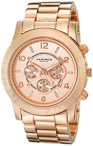 Akribos AK583RG - Reloj para mujeres