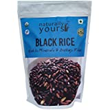 Naturally Yours Black Rice, 500g