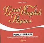 Great English Slogans : Publicit�s US...