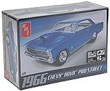 Best Chevy Trucks - AMT AMT636R 1:25 Scale 1966 Chevy Nova Pro Review