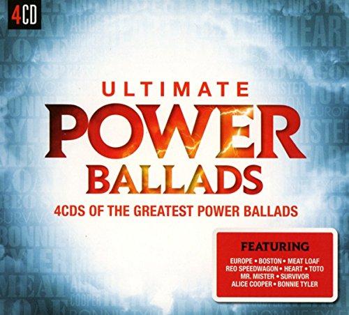 Preisvergleich Produktbild Ultimate...Power Ballads