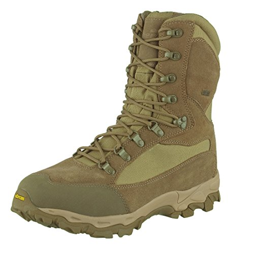 Viper Elite 5 Waterproof Desert Patrol Boots with Vibram Sole - Multicam/Coyote...