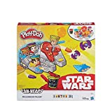 Spielen-Doh Star Wars Millennium Falcon mit Can-Heads
