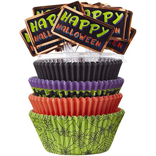 Set de Cupcakes para Halloween - Wilton