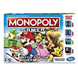 Hasbro Gaming C18151020 Monopoly Gamer, Brettspiel (englische Version)