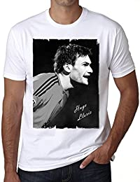 Hugo Lloris T-shirt,cadeau,Homme,Blanc,t shirt homme