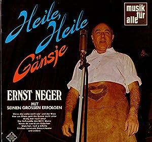 Ernst Neger -  SWR4 Schlager - Fastnacht 3 (CD2)