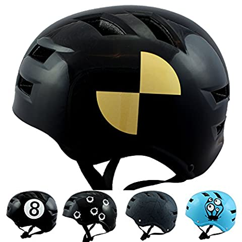 Skate & BMX Helmet, Crash-Test NextLevel, S