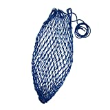 Toygogo Sac à Provisions pour Nourrissons à Filets De Foin en Nylon, 92 Cm / 36 '', Bleu/Violet/Noir - Bleu 20 Mesh Hole, 92cm