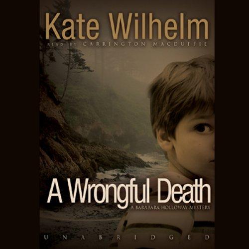 A Wrongful Death  Audiolibri