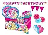 AM-SCAN addobbi Party Barbie Dreamtopia Kit 54f