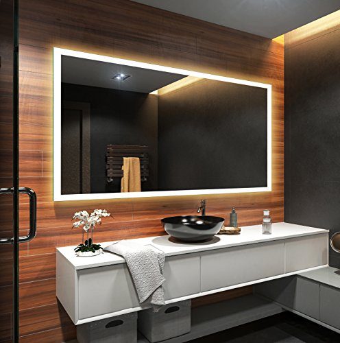 Badspiegel mit Led Beleuchtung – Nach eigenen Wünschen ausstatten - 2