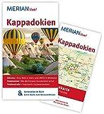Kappadokien: MERIAN live! - Mit Kartenatlas im Buch und Extra-Karte zum Herausnehmen