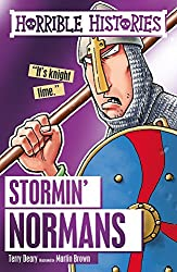 Stormin' Normans (Horrible Histories) by Terry Deary (2016-08-04)