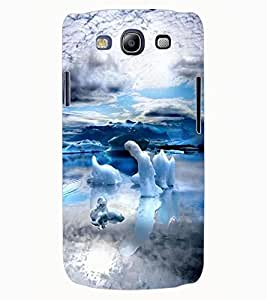 ColourCraft Awesome Scenery Design Back Case Cover for SAMSUNG GALAXY S3 NEO I9300I