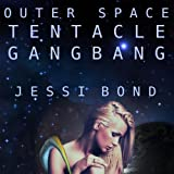Outer Space Tentacle Gangbang: Alien/M/F Group Sex