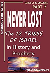 Never Lost: The Twelve Tribes of Israel: Never Lost: The Twelve Tribes of Israel: Book 7 (Ten Tribes Series) (English Edition)