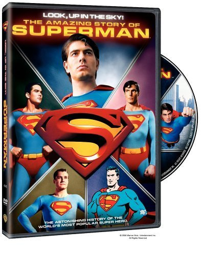 Look, Up in the Sky! The Amazing Story of Superman by Mark Hamill