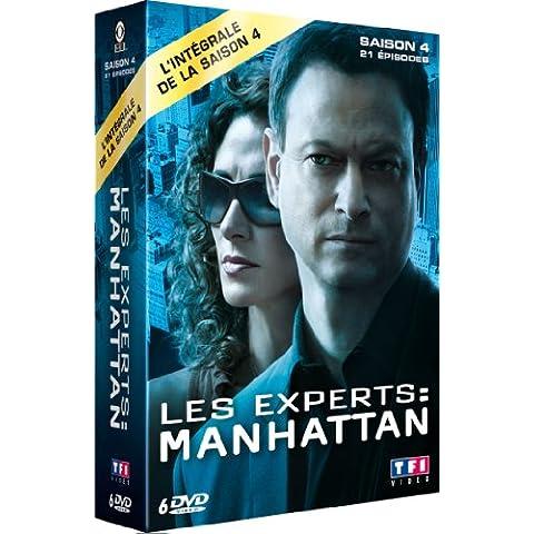 Les Experts : Manhattan - Saison 4