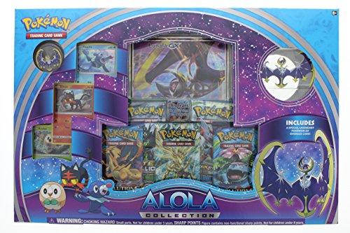 Pokemon tcg alola collection lunala versione inglese