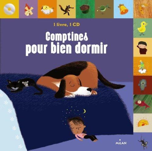 Comptines pour bien dormir + CD