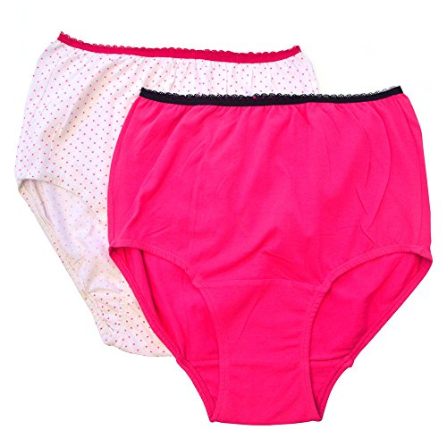 Morph Maternity Pack of 2 Maternity Panties/Soft Cotton Panty/Pregnancy Panties/Maternity Panties for Pregnancy/Pregnancy Underwear