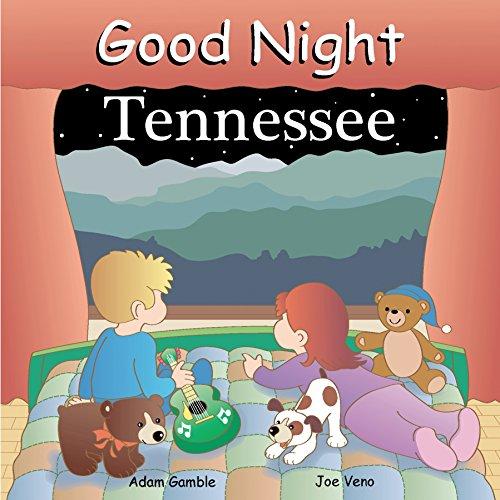 Good Night Tennessee (Good Night Our World) (English Edition) -