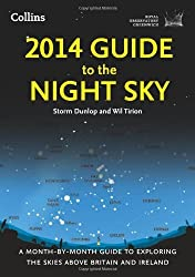 2014 Guide to the Night Sky: A month-by-month guide to exploring the skies above Britain and Ireland (Royal Observatory Greenwich) by Royal Observatory Greenwich (2013-11-07)