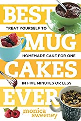 Best Mug Cakes Ever - Treat Yourself to Homemade Cake for One In Five Minutes or Less