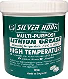 Silverhook SGPG01 Grasso al Litio EP2, 500 g