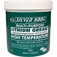 Silverhook SGPG01 Grasso al litio EP2, 500 g