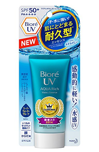 Biore UV Aqua Rich Watery Essence SPF50+/PA++++ -