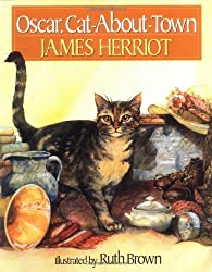 Oscar, Cat-About-Town by James Herriot (1993-03-15)