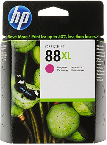 Drucker-tinten L7680 Hp (HP 88XL Rot Original Druckerpatrone mit hoher Reichweite für HP Officejet Pro)